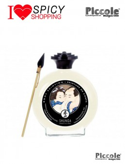 Body Painting commestibile Shunga