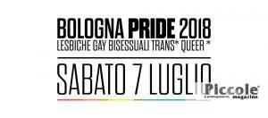 Sabato 07 luglio 2018: Bologna Pride