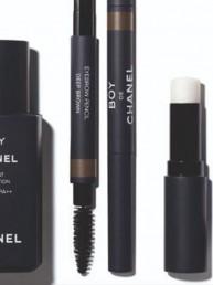 Boy de Chanel, la gamma di cosmetici studiati per lui!