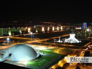 Brasilia in Brasile