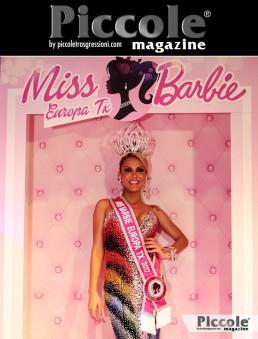 Camila Oliveira, intervista Miss Trans Abruzzo 2017 e Miss Barbie Europa tx 2017