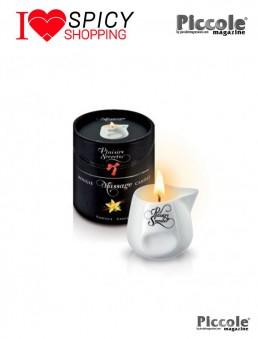 Candela per massaggi Vaniglia Massage Candle Vanilla