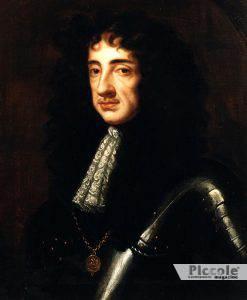 Carlo secondo d'Inghilterra