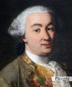 Luminari e Pianeti: GIOVE Carlo Goldoni