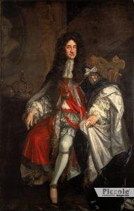 I figli riconosciuti: Carlo II