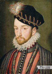 MERCURIO nei segni di Fuoco e Acqua Carlo IX