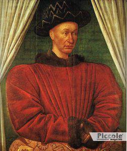 LE NOBILI DEL LETTO: Carlo VII