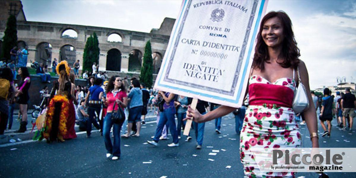 Casa Negata ad Andrea Martinelli perchè trans, arriva il risarcimento
