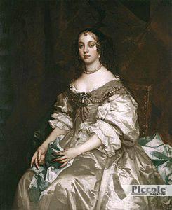 Caterina Braganza principessa di Braganza