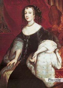 IL VIZIO MINORE: Caterina di Braganza
