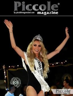 Christal Medeiros Miss Trans Abruzzo 2018