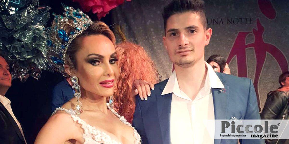 La Miss Christal Medeiros si sposa!