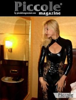 Intervista alla Mistress Trans Cindy