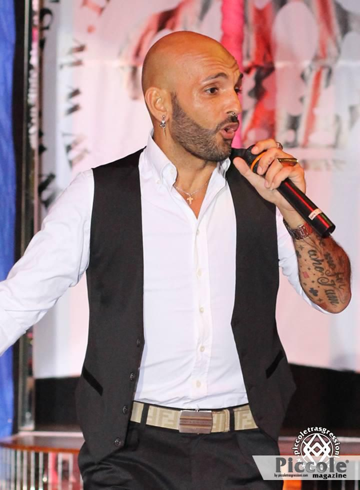 Intervista al cantante neomelodico Ciro Muoio