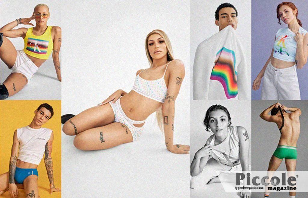 Calvin Klein: ecco la collezione Pride 2020