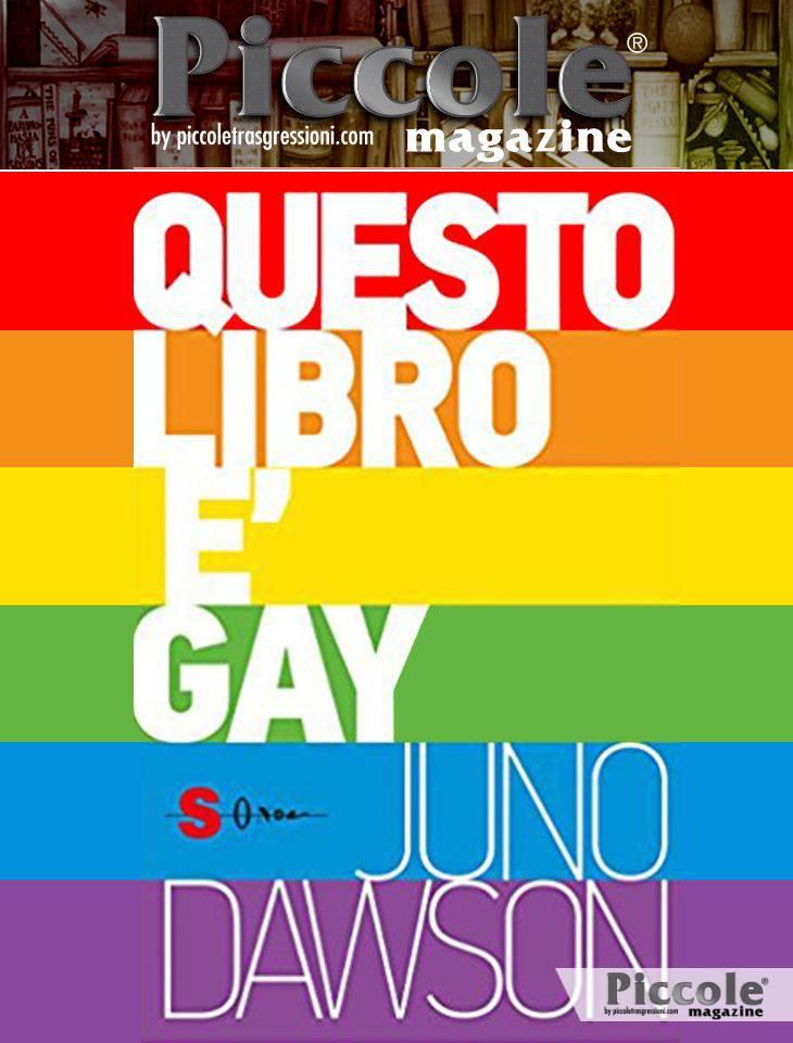 Questo libro è gay di J. Dawson