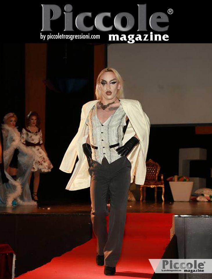 copertina lux drag queen