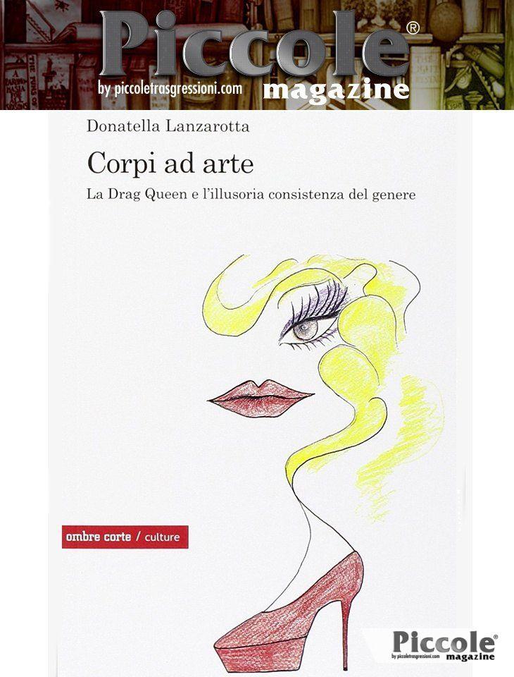 Corpi ad arte di Donatella Lanzarotta