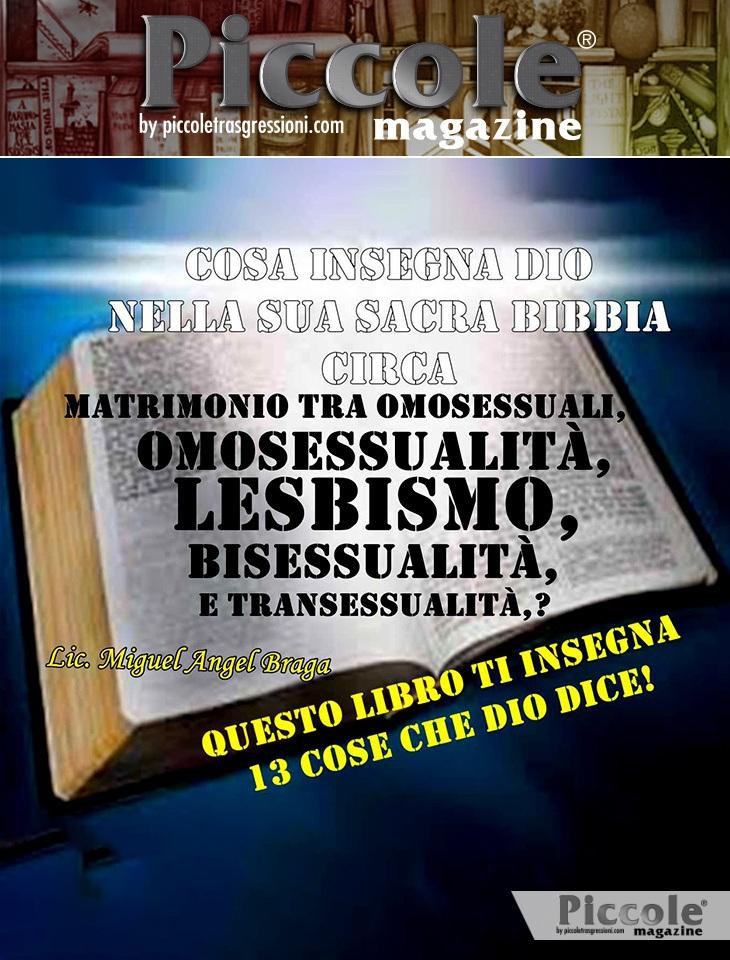 Cosa insegna Dio nella sacra Bibbia di Lic Braga
