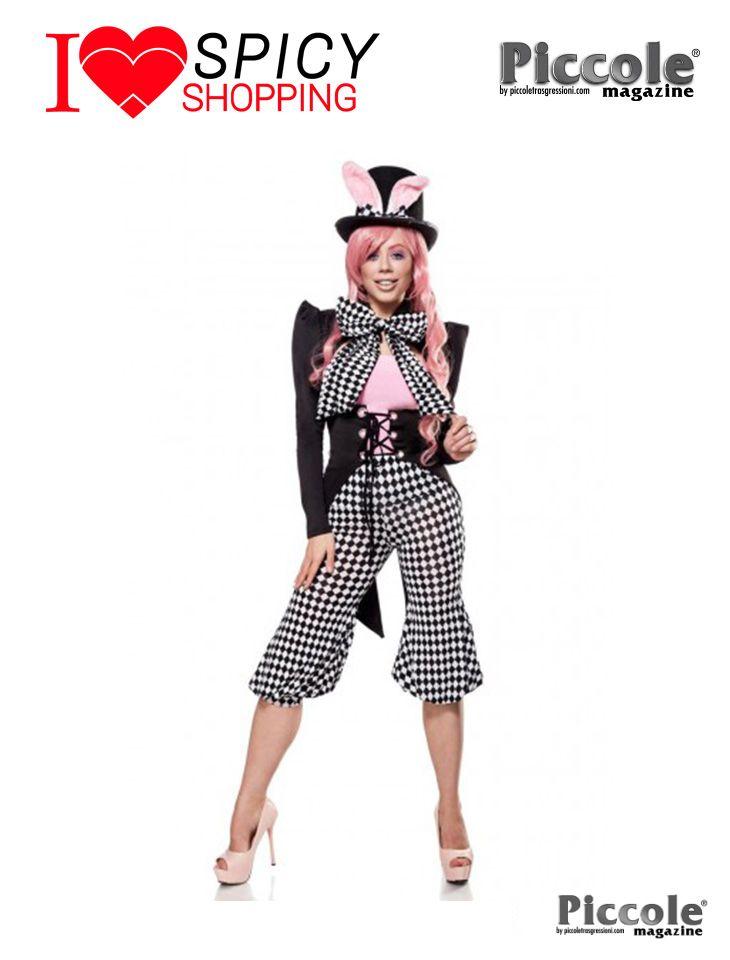 Costume da Coniglietta – Honey Bunny