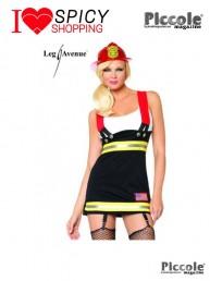 spicy shopping - costume da sexy pompiera