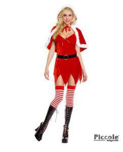Costume Di Natale Cappuccio
