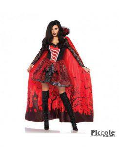 Costume Halloween da Vampira