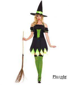 Costume Halloween Holly Dark Witch