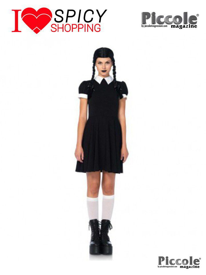 Costume Halloween Gothic Darling