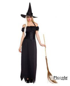 Costume Halloween - Mistress of Darkness - Music Legs