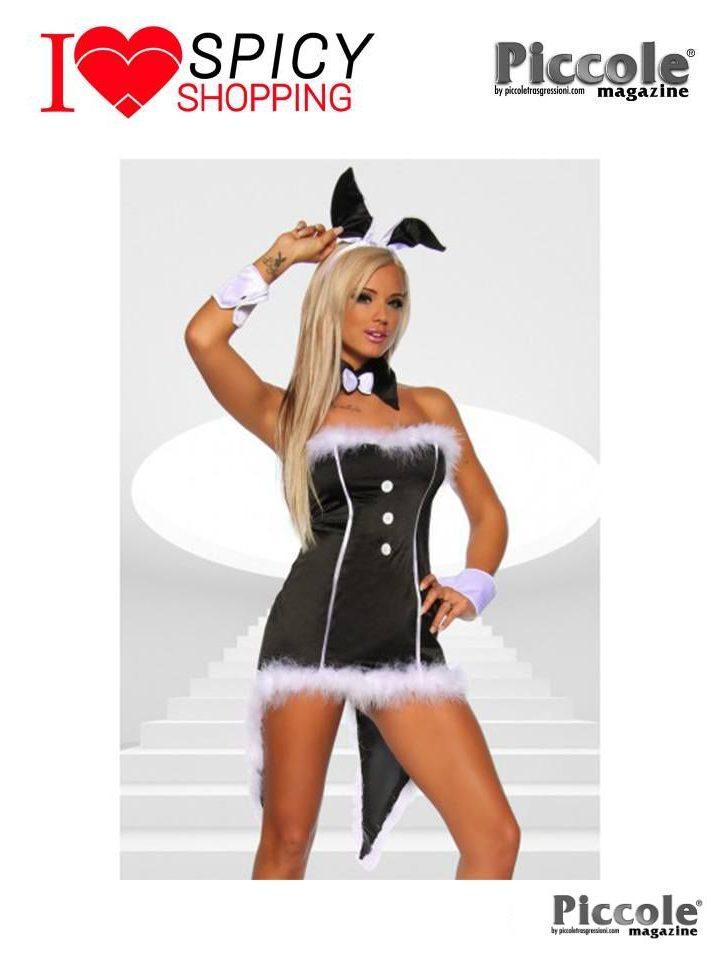 Costume Sexy Da Coniglietta – Markenlos