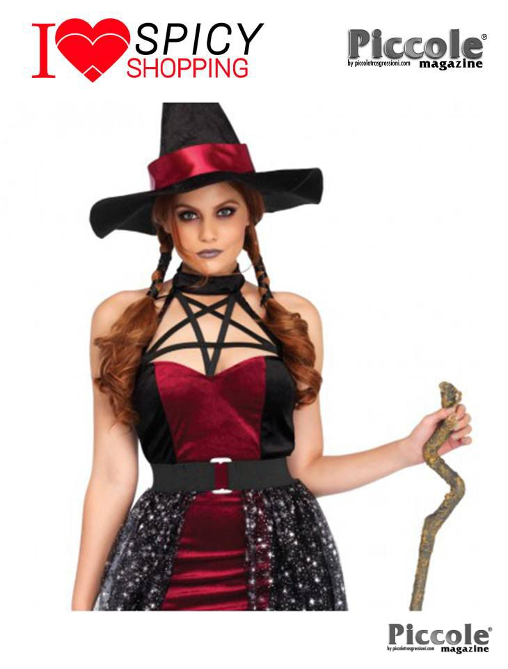 Costume Da Strega Celestial Witch