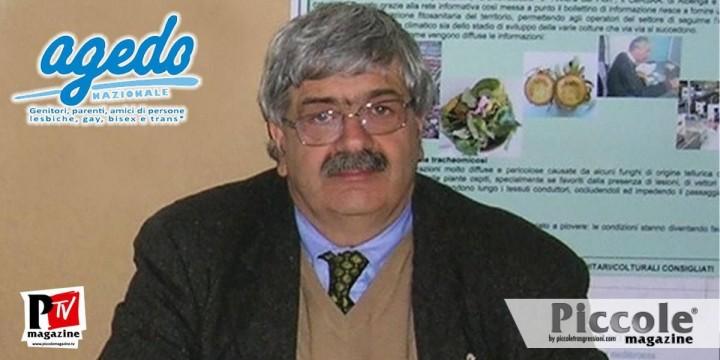 Intervista a Fiorenzo Gimelli, Presidente dell'Associazione AGED