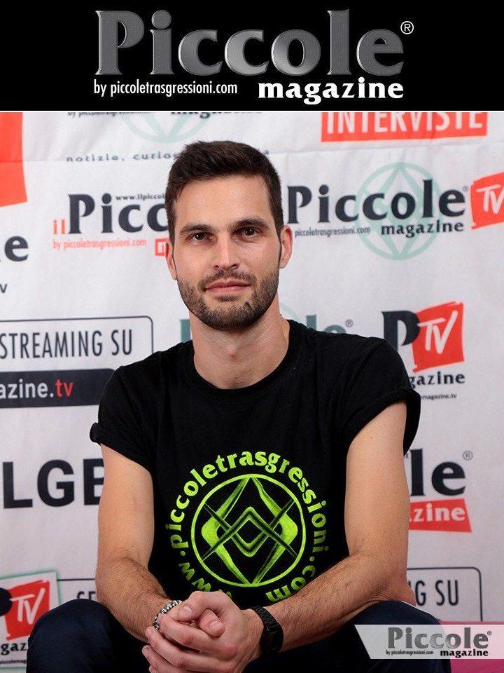 Intervista a Andrea Casari, portiere del Sant'Agata Futsal 2004