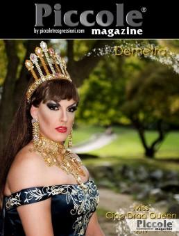 Intervista a Demetra Savoia, un anno tra beneficenza e divertimento!