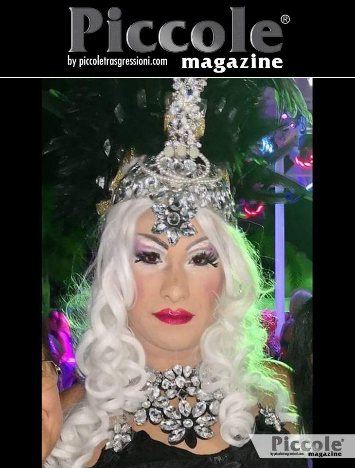 Intervista a Drag Felicia La Queen, un vulcano sempre attivo!