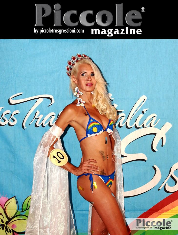 Intervista a Nicoletta Das Neves, vincitrice di Miss Trans Estate 2019
