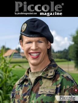 Intervista a Christine Hug, prima trans Tenente Colonnello nello Stato Maggiore