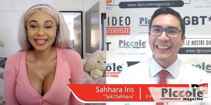 cover-magazine-intervista-sahara-iris-londra-talk2sahara