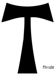 GLI EGIZI ED IL FALLO: croce a forma di t