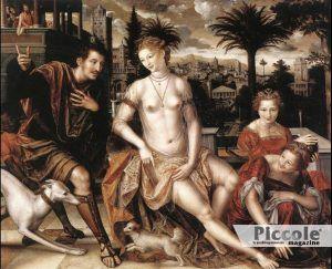 IL POTERE NON RENDE LIBERI: Davide e Betsabea