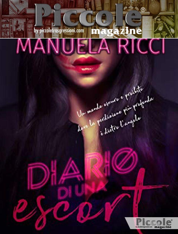 Foto copertina del libro Diario di una Escort: Autoconclusivo di Manuela Ricci