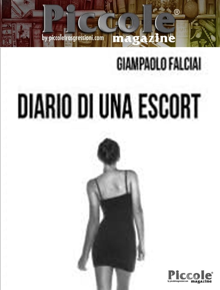 Foto copertina del libro Diario di una Escort di Giampaolo Falciai
