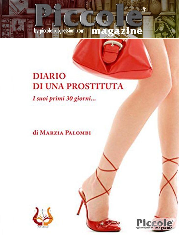 Foto copertina del libro Diario di una prostituta: i suoi primi 30 giorni...di Marzia Palombi