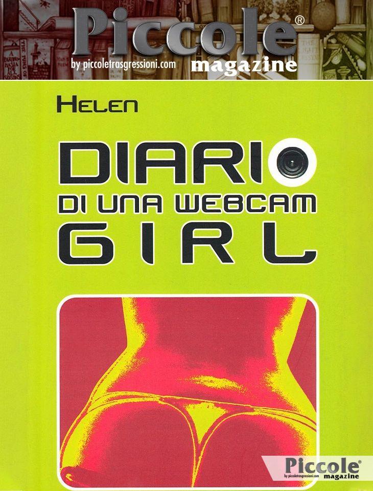 Foto copertina del libro Diario di una webcam girl di Helen