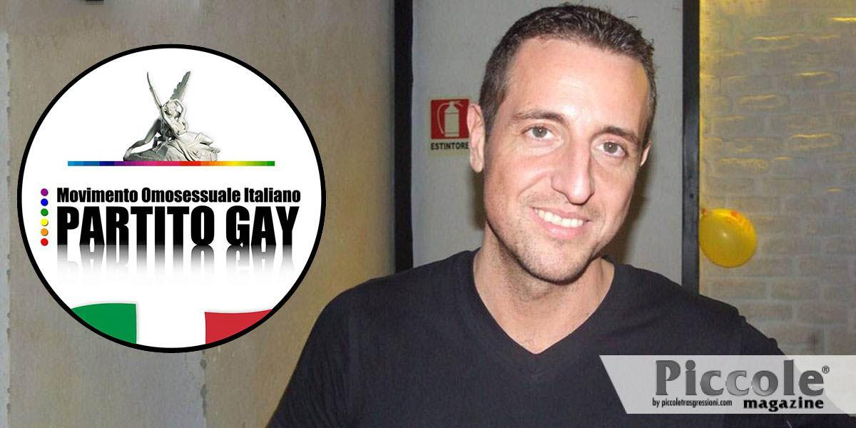 Fabrizzio Marrazzo Partito Gay