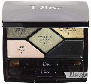Spot moda: Dior 5 Couleurs Designer