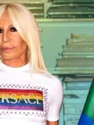 Donatella Versace è ambasciatrice al World Pride 2019