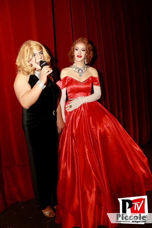 Mary Maison, una talentuosa drag queen in erba!