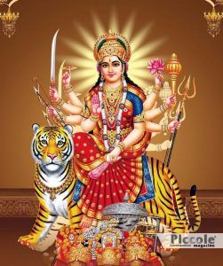 IL SIVAISMO Durga